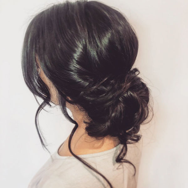 Images Of Updo Hairstyles
