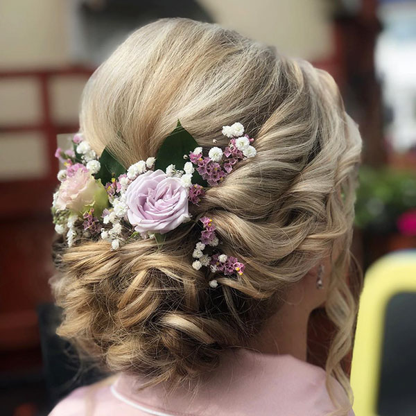 Popular Bridal Hairstyles