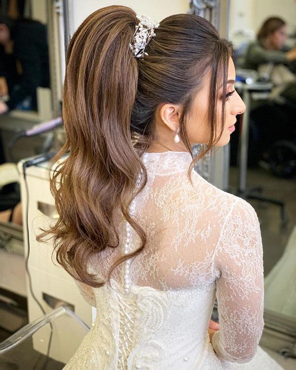 Hair Design For Wedding