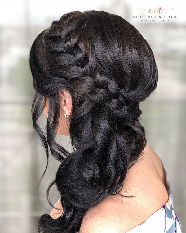 Best Hairstylesfor Bridesmaid