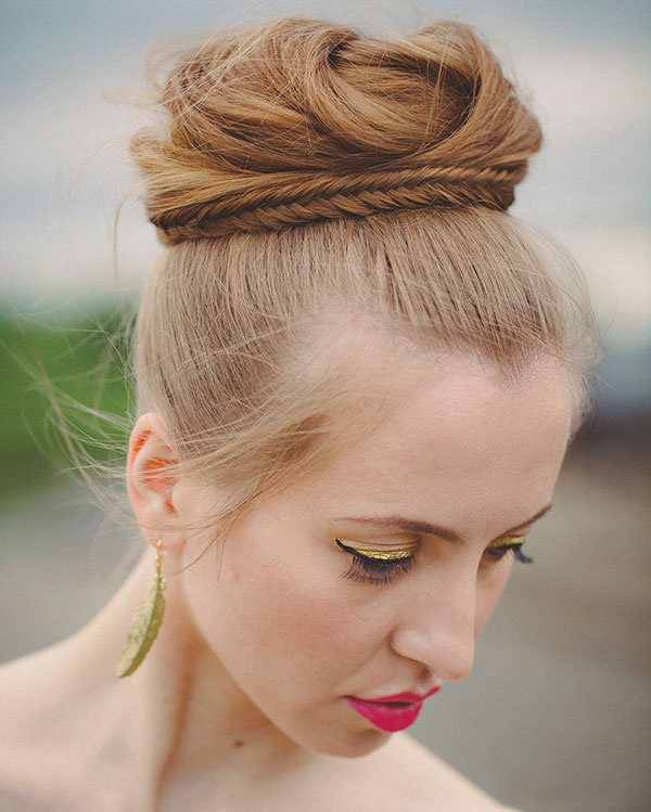 Cool Wedding Hairstyles