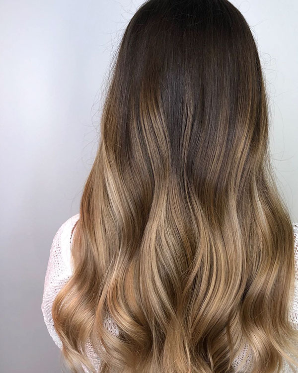 Pictures Of Ombre Hair