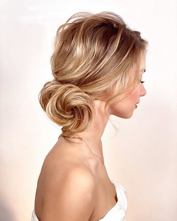 Bridesmaid Hairstyle Images