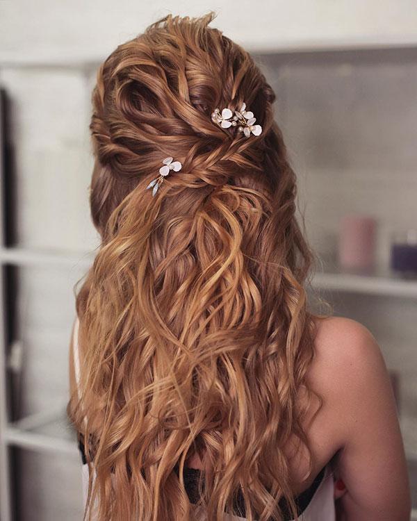 Elegant Prom Hair