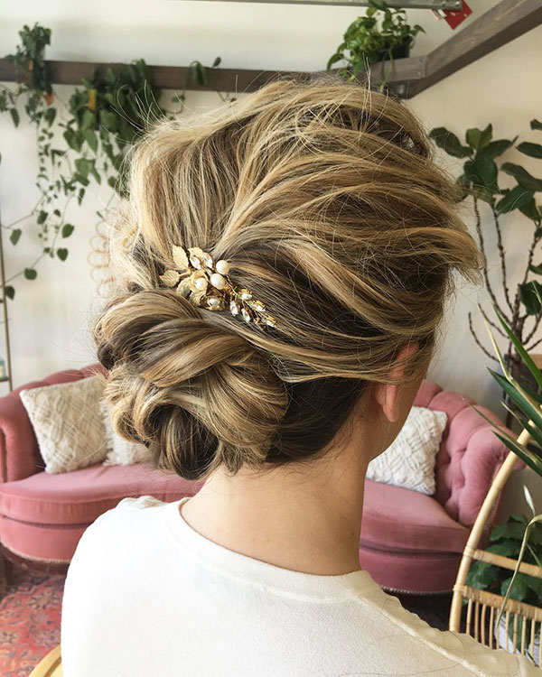 Wedding Hair Images