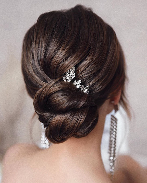 Bun Hairstyle Images