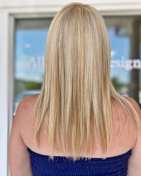 Pictures Of Hairstyles For Thin Hair