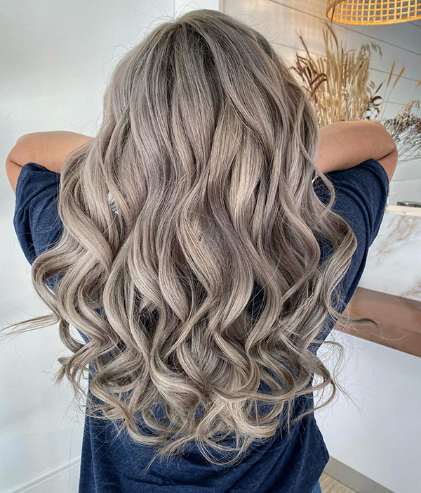 Ash Blonde Hair Pictures