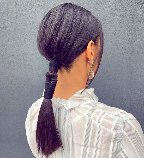 Cool Ponytail Hairstyles