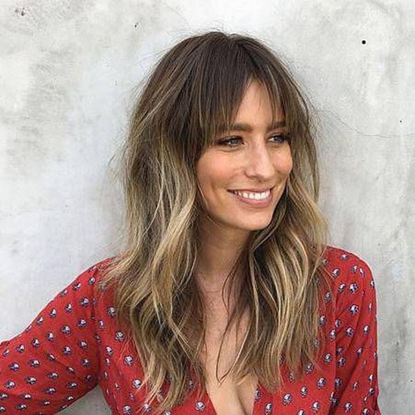 Haircut Ideas With Bangs