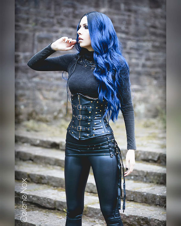 Blue Hair Color