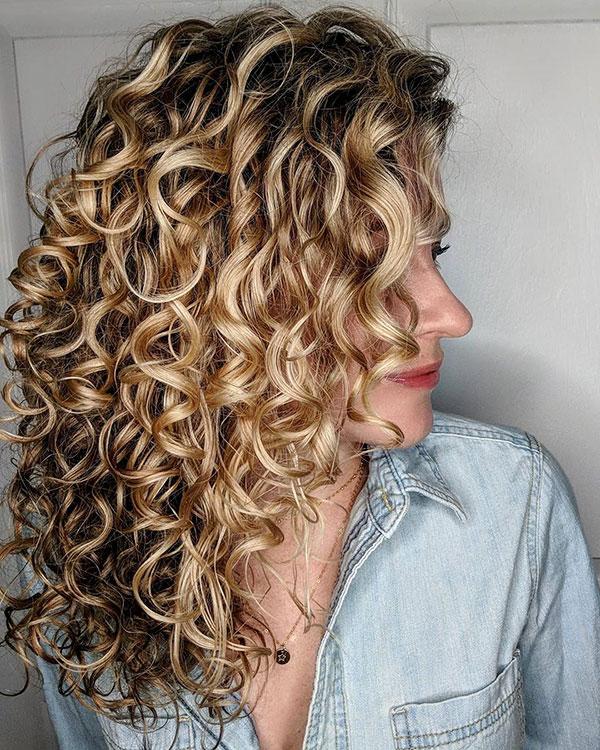 Curly Hair Ideas
