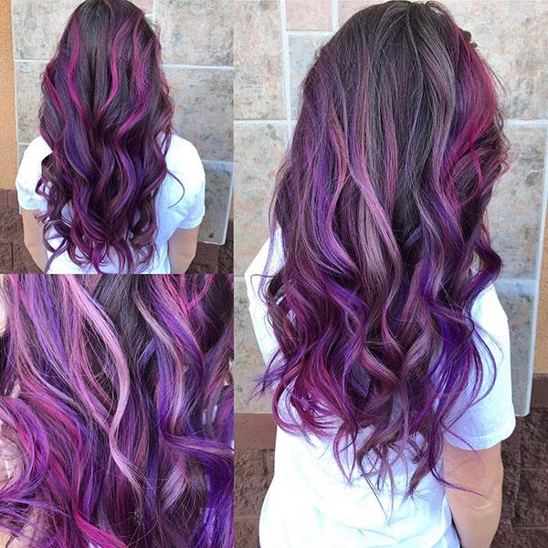Best Purple Hair Color