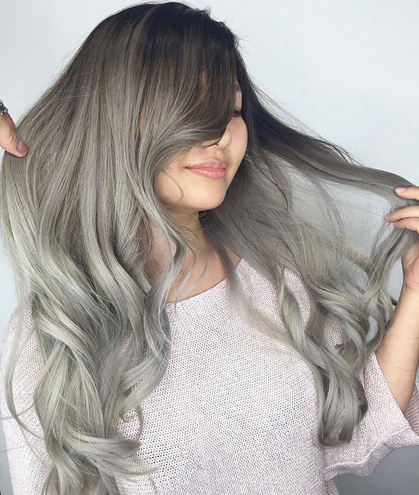 Pictures Of Ash Blonde Hair