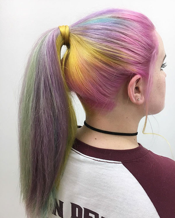 Ponytail Hair Pictures