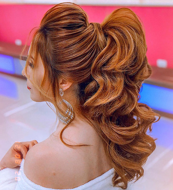 Ponytail Hairstyles For Women