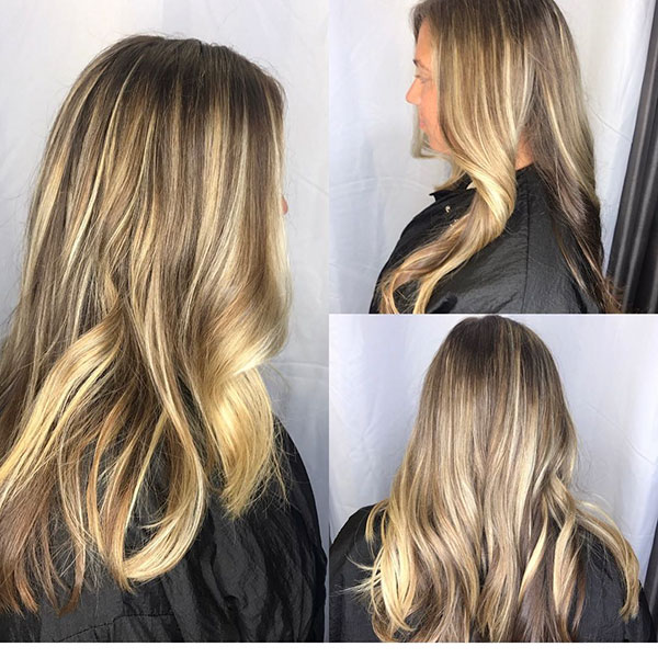 Balayage Hair Pics