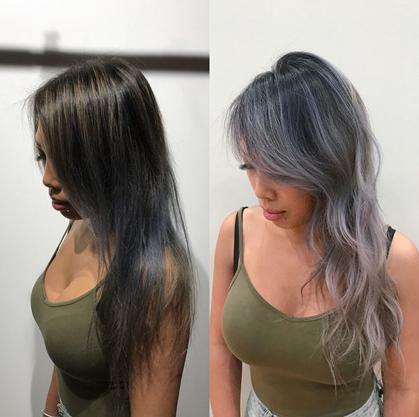 Latest Asian Hairstyles