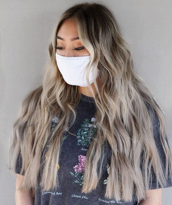 Balayage Hairstyle Images