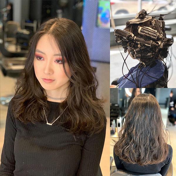 Haircuts For Asian Hair