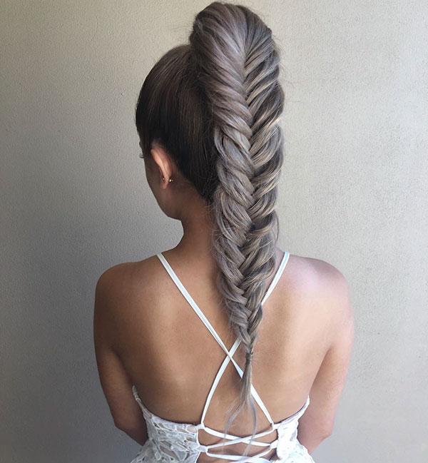 Ponytail Hair Ideas