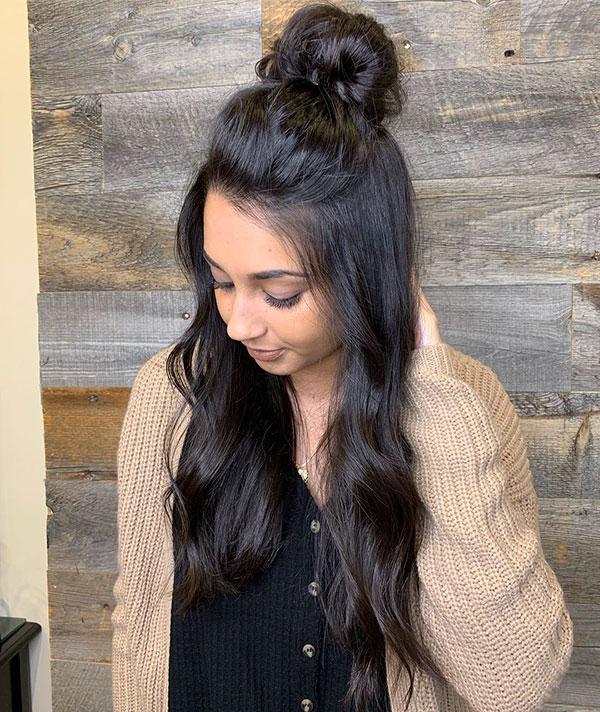 Half Up Hair Ideas