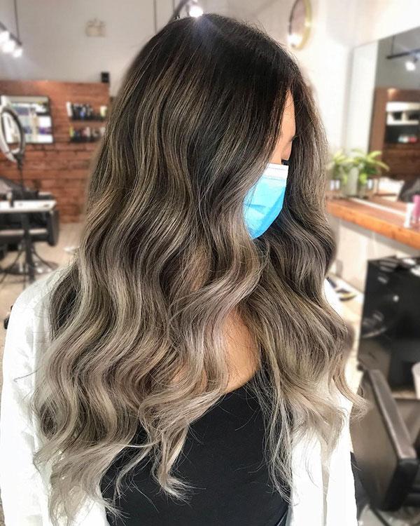Beautiful Asian Hair