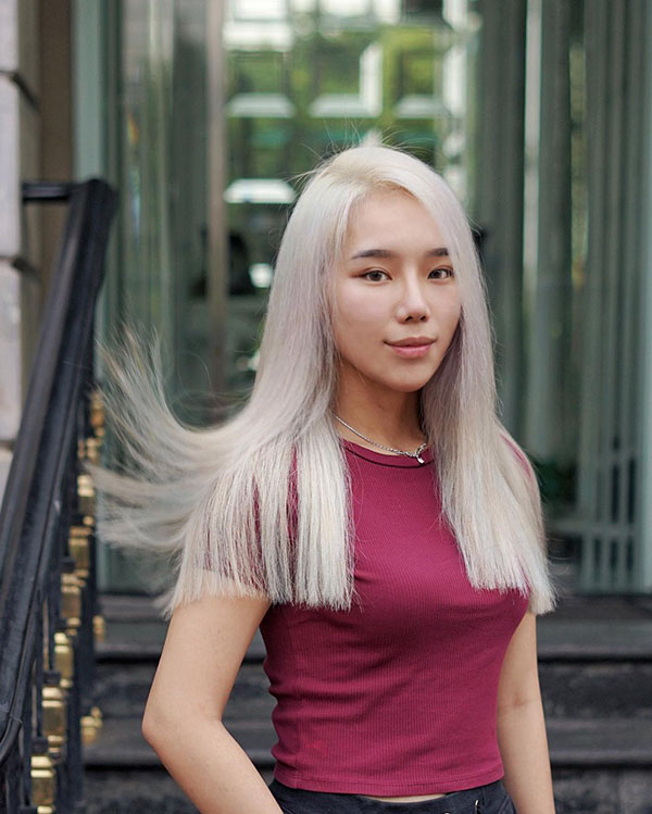 New Asian Hairstyles
