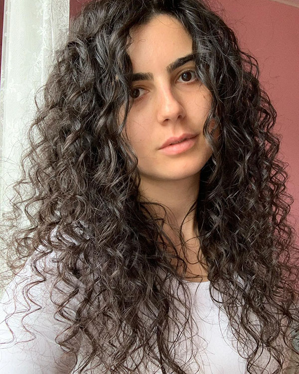 Pictures Of Curly Hair