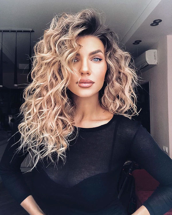 Pictures Of Balayage Hair