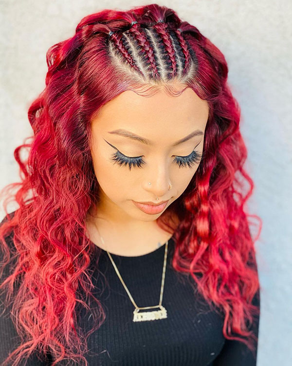 Pictures Of Hair Braids