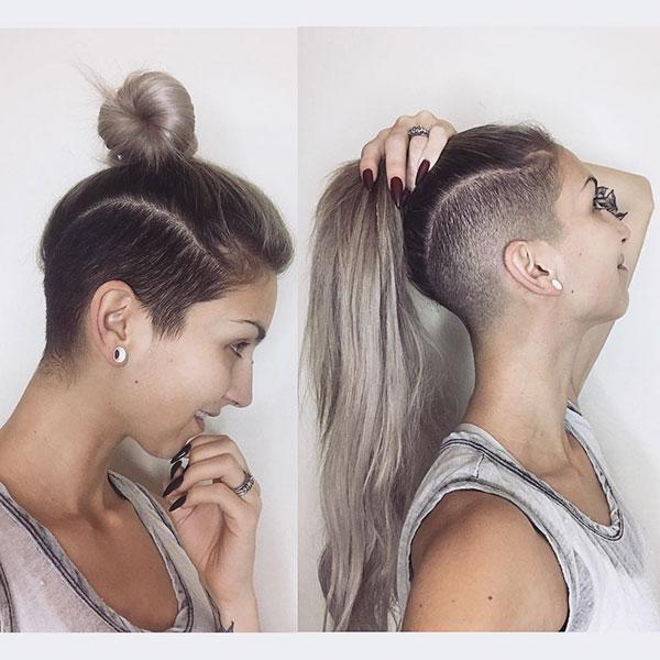 Shaved Hair Ideas