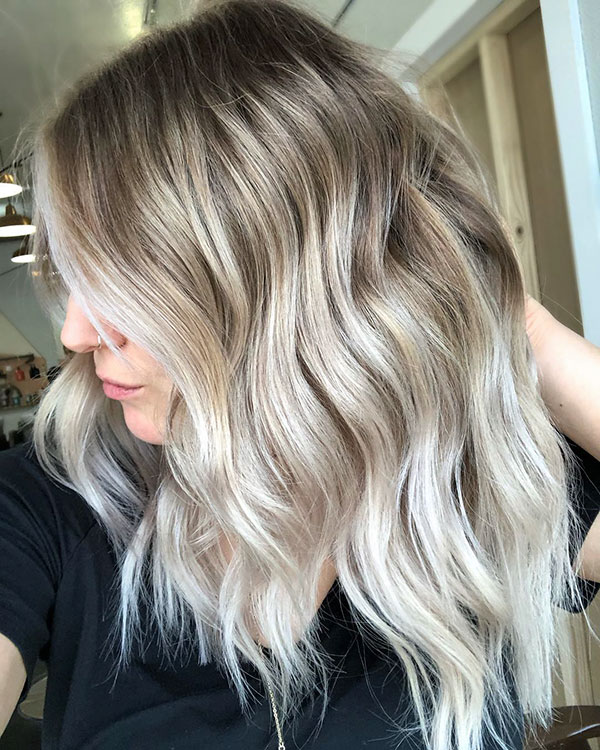 Pictures Of Blonde Hair